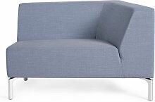 Loungesofa Interstuhl Tangram 1,5 Sitzer links
