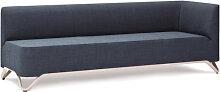 Loungesofa Profim SoftBox 3-Sitzer links AM