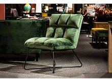 Loungestuhl Diandro grün Grün