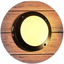 Louvra 10W LED Außenwandleuchte Außenlampe