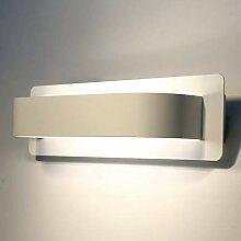 Louvra 12W LED Wandleuchte Innen Wandlampe Modern