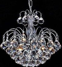 Louvra 40W Kristall Pendelleuchte Luxury Modern
