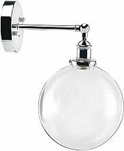 Louvra E27 Industrie Vintage Wandlampe Retro Loft