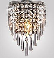 Louvra Kristall Wandleuchte Moderne Dekorative
