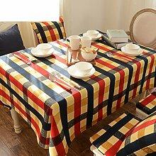 LOVE 100 % Baumwolle Tischdecke,Der Stil Der