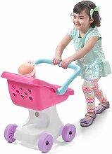 Love & Care Doll Kinderwagen - Step 2 (854100)