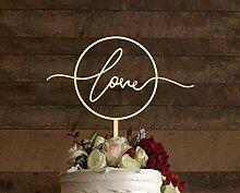 Love Hochzeit Cake Topper Hochzeit Cake Topper