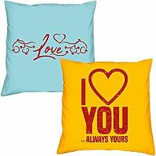 Love I love you zum Valentinstag, Muttertag,