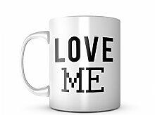 Love Me Keramik Tasse Kaffee Tee Becher Mug