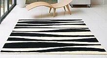 Love QAZ Reine Handarbeit, Wohnzimmer Modern Fashion Sofa Couchtisch Schlafzimmer Dicker Amerikanische (Größe: 120 * 170 cm)