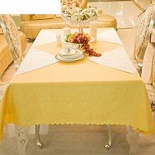 LOVE Runde Tischdecke Für Hotels,Quadratische