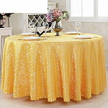 LOVE Runde Tischdecke Für Hotels,Stoff Tischdecke
