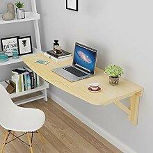 Love-zhuozi Faltbarer Wand-Schreibtisch-Kiefer