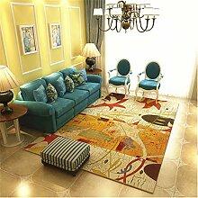 LOVEHOUGE Teppich weiche Teppiche umweltfreundlich