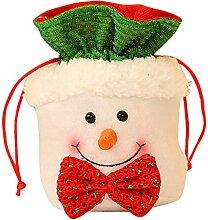 LoveLeiter-Weihnachten Beutel Geschenkverpackung