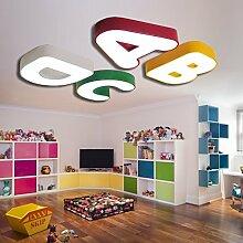 Lovely Alphabet Lampe Deckenleuchte Kinderzimmer
