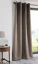 Lovely Casa r91840003Notte Vorhang Polyester
