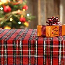 LOVELY HOME Tischdecke Natalina Dis. 7 Weihnachten