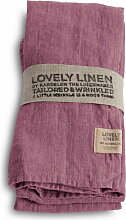 Lovely Linen Tischläufer - Old Rose