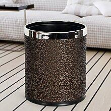 Lovely Moderne Luxus Haus Leder Doppel Mülleimer