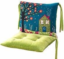 Lovely Stuhl Kissen Baumwolle Haus Druck Stuhl Kissen
