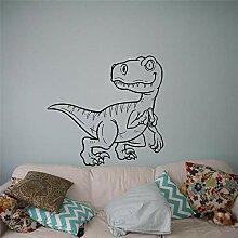 LovelyHomeWJ Dinosaurier Wand Vinyl Aufkleber