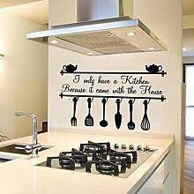 LovelyHomeWJ Ich Habe nur eine Küche Weil es mit
