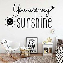 LovelyHomeWJ Sie sind Mein Sonnenschein