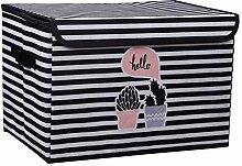 Lovemay Aufbewahrungsbox Aufbewahrungskiste Deckel
