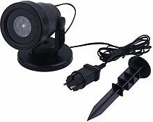 LoveOlvidoD Outdoor Projektionslampe Dynamische