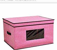 LoveTapestry Kleidung Aufbewahrungsbox Mit Deckel