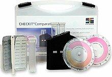 Lovibond TestKit CHECKIT Comparator Chlor + pH Wasseranalyse für Pools/Schwimmbecken