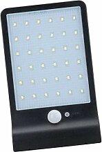 LOVIVER 3W Solar 36 LED Sensor Weglicht Außen