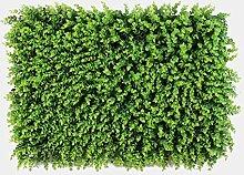 LOVIVER Künstliche Heckenpflanze, Grünflächen,