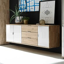 sideboard h ngend g nstig online kaufen lionshome. Black Bedroom Furniture Sets. Home Design Ideas
