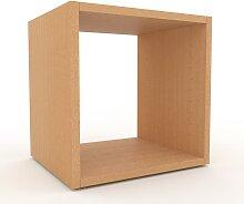 Lowboard Buche, Holz - Designer-TV-Board:
