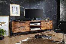 Lowboard Kommode Fernsehkommode RANGA 160x40x54 cm