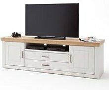 Lowboard TV-Schrank BRASILIA-05 Landhausstil in