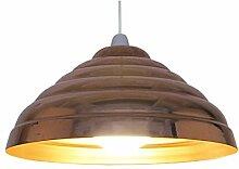 Loxton Lighting Lampenschirm, Metall, poliertes