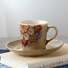 LOYWT Kaffeetasse, Starbucks Tasse, Becher Ins,