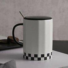 LOYWT Kaffeetasse, Teetasse, Keramiktasse,