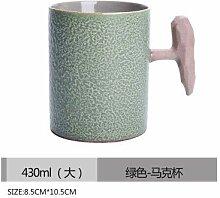 LOYWT Kaffeetassen, Becher, Becher mit einfacher