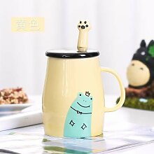 LOYWT Keramik Tasse, Kaffeetasse, Becher Tasse,