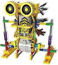 LOZ Motorial Alien Robot Robotic Building Set