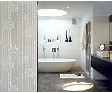Lozse Badezimmer-Fenster-Folie&Aufkleber,