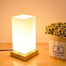Lozse Einfache, Holz, Schlafzimmer, Bett, Schreibtisch Lampe, Arbeitszimmer, Wohnzimmer, Dekoration, Lampe