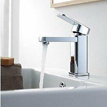 Lozse Einhand-Chrom Waschbecken Wasserhahn