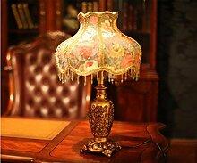 Lozse Tischleuchte, Schlafzimmer, Nachttischlampe, Dekoration, Lampe, Harz, Lampe