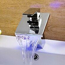 lozse Zeitgenössisch - LED/Wasserfall - Messing ( Chrom )