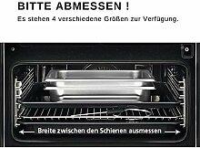 LP3010 Backblech Aluminium Guss 465 mm